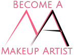 logo design makeup artist