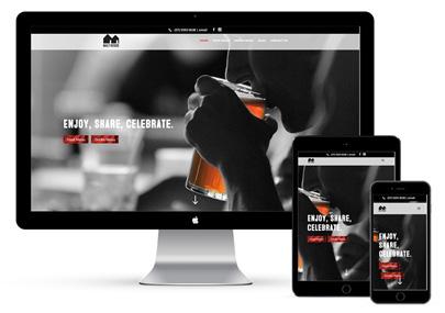 Malt House Website Project