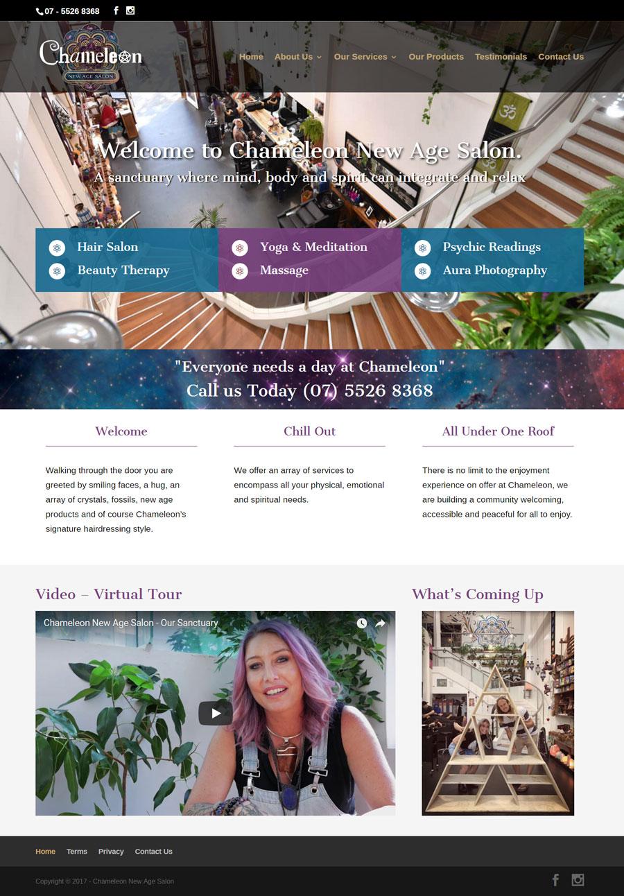 Line Dance Website Build